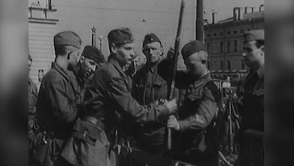 Hace 79 años empezaba la defensa de Leningrado - Sputnik Mundo