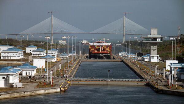 Canal de Panamá - Sputnik Mundo