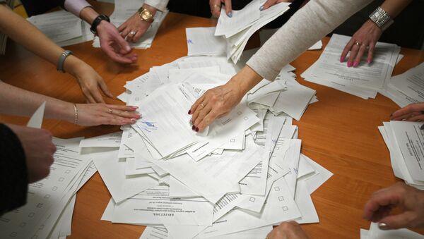Elecciones en Bielorrusia (imagen referencial) - Sputnik Mundo