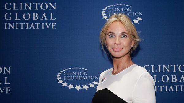 Corinna Larsen, amiga del rey emérito de España, Juan Carlos I - Sputnik Mundo