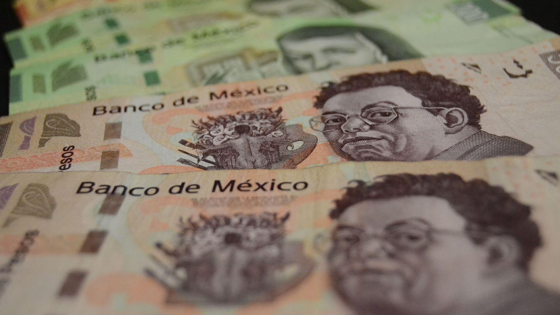 Peso mexicano - Sputnik Mundo, 1920, 24.09.2021