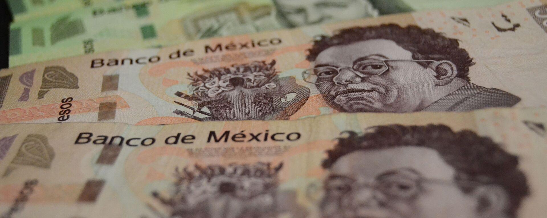 Peso mexicano - Sputnik Mundo, 1920, 29.01.2021