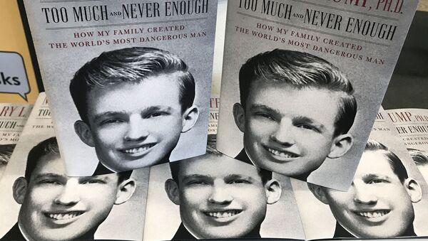 La tapa del libro de Mary L. Trump - Sputnik Mundo