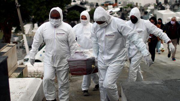 Coronavirus en Brasil - Sputnik Mundo