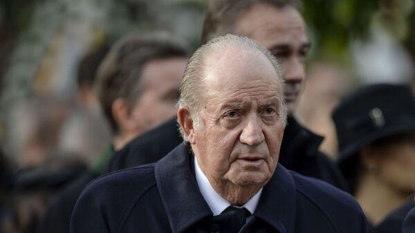 Juan Carlos I, rey emérito de España - Sputnik Mundo