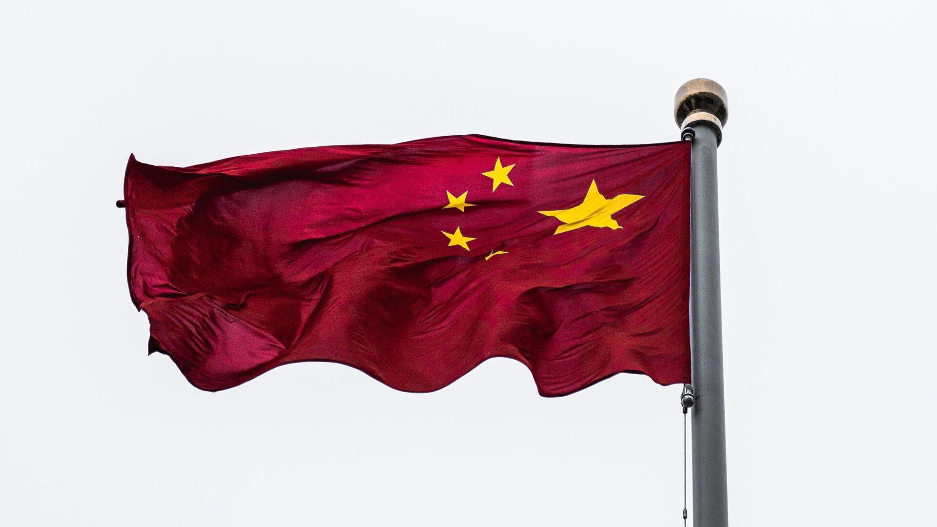 Bandera de China - Sputnik Mundo, 1920, 15.03.2021