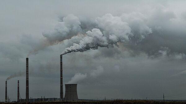 Emisiones del dióxido de carbono  - Sputnik Mundo