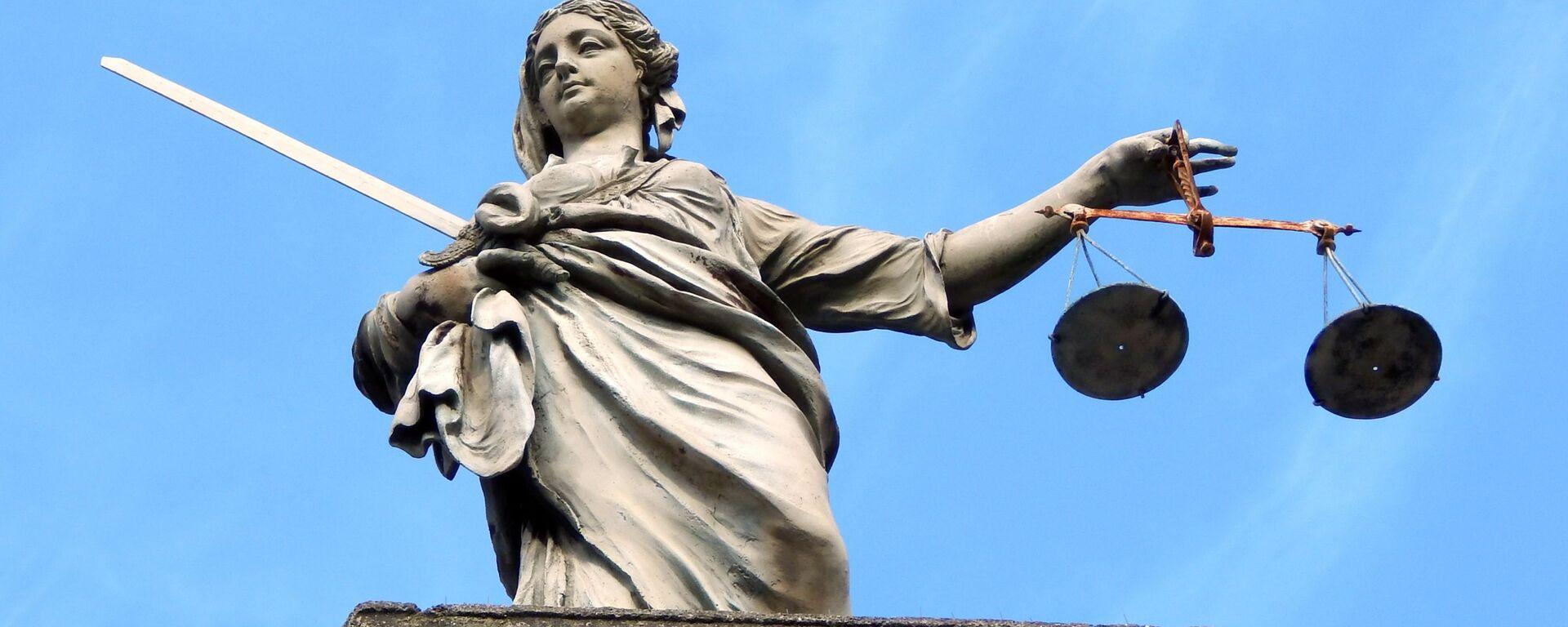Justicia (imagen referencial) - Sputnik Mundo, 1920, 22.03.2021