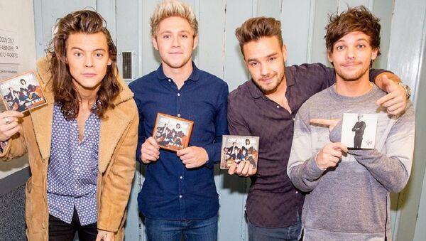 One Direction, grupo británico - Sputnik Mundo