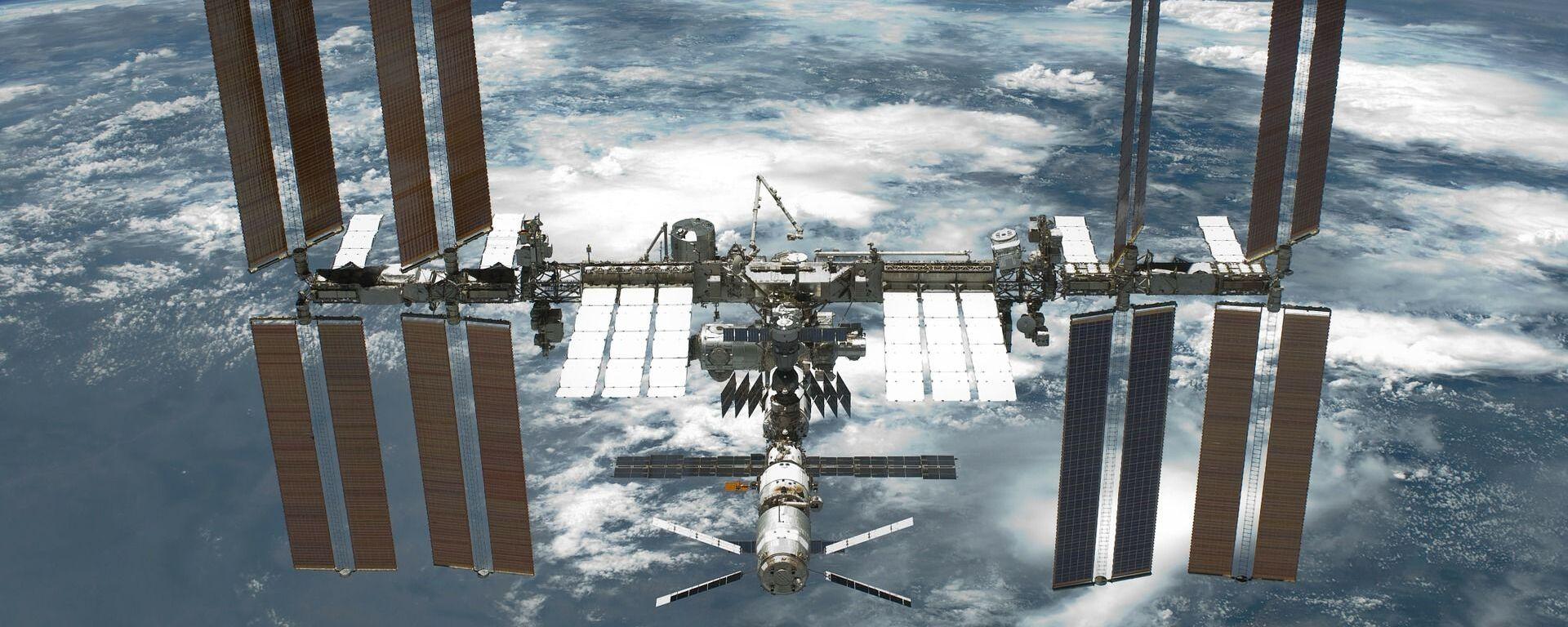 La Estación Espacial Internacional - Sputnik Mundo, 1920, 18.11.2020