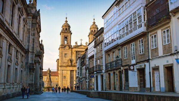 Santiago de Compostela, Galicia - Sputnik Mundo