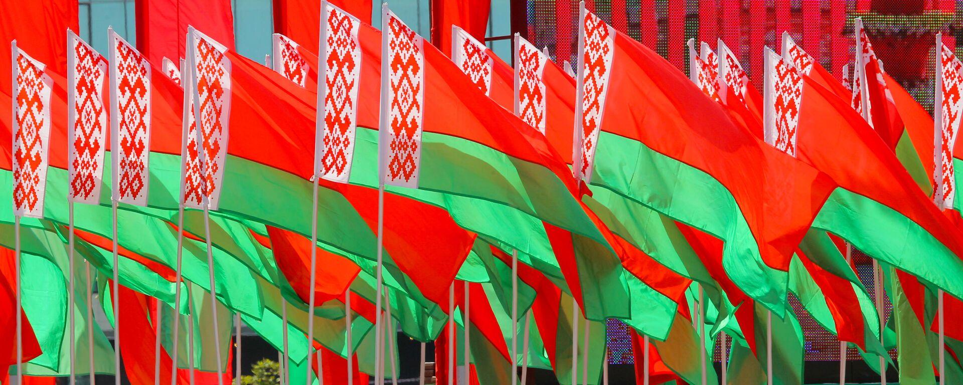 Banderas de Bielorrusia - Sputnik Mundo, 1920, 29.12.2020