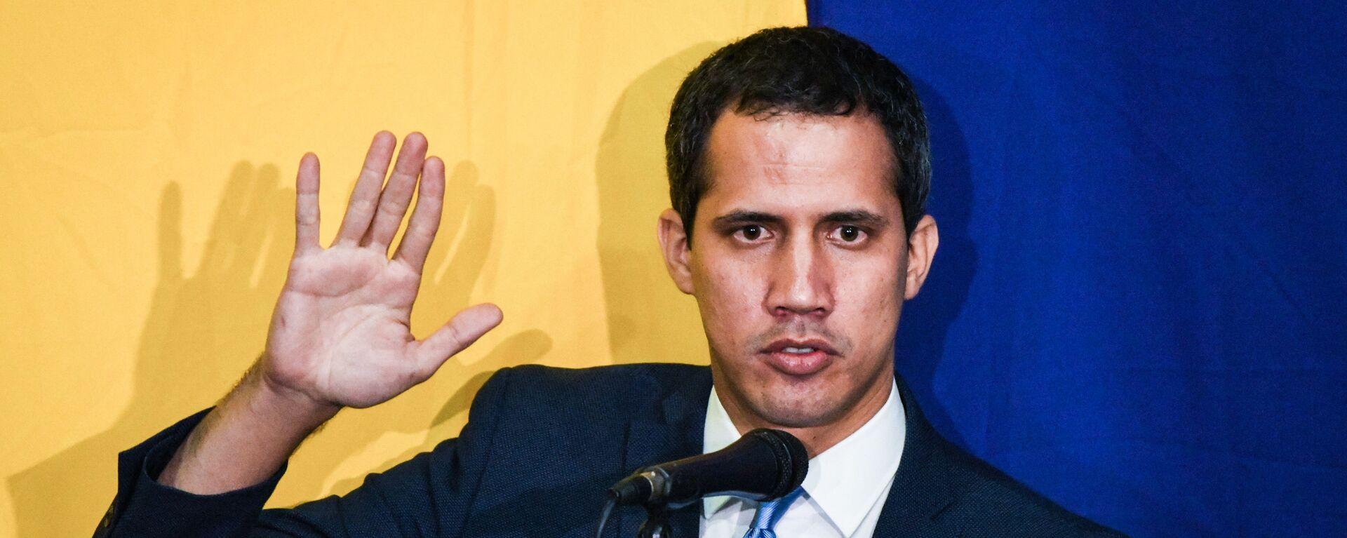 Juan Guaidó, dirigente opositor venezolano - Sputnik Mundo, 1920, 20.07.2021