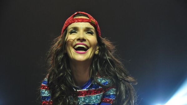 Natalia Oreiro, cantante y actriz uruguaya - Sputnik Mundo