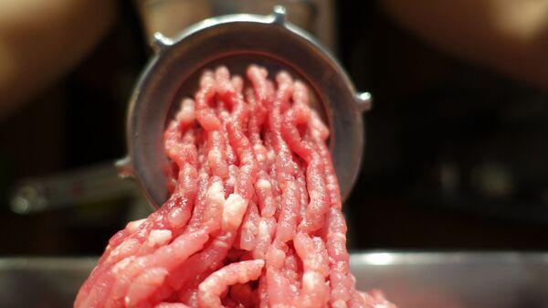Carne picada - Sputnik Mundo