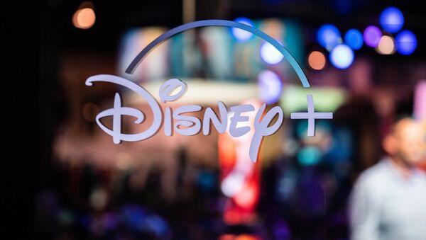 El logotipo de Disney Plus - Sputnik Mundo