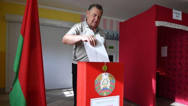 Elecciones presidenciales en Bielorrusia - Sputnik Mundo