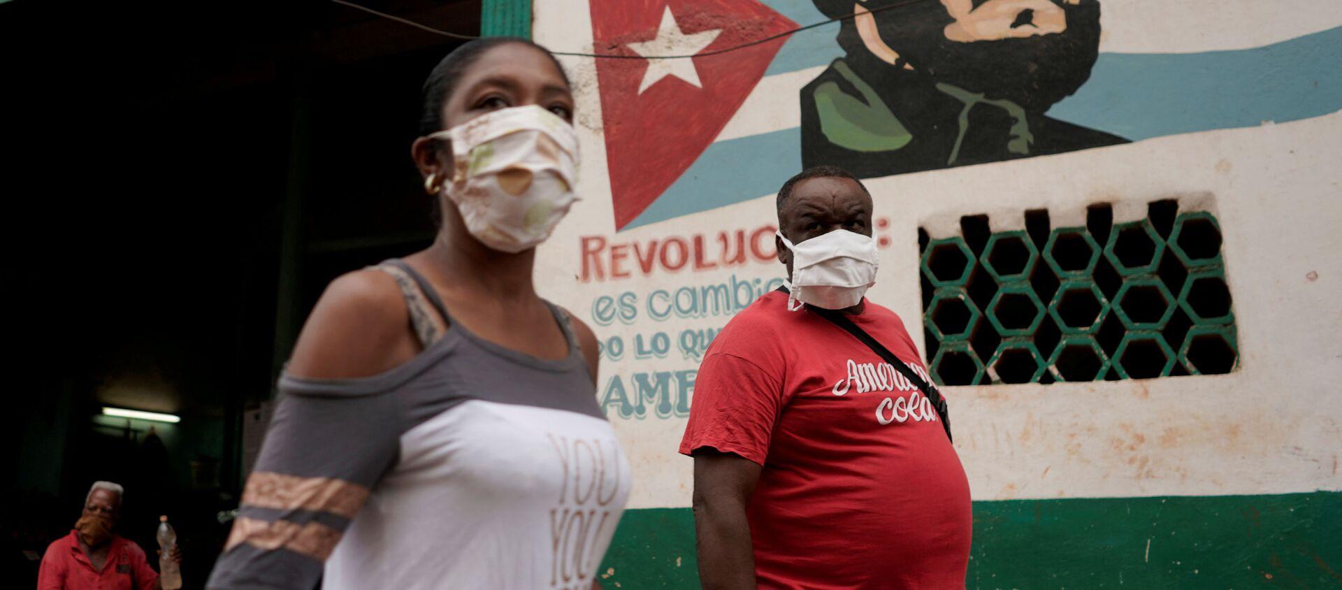 Vecinos de La Habana - Sputnik Mundo, 1920, 13.08.2020