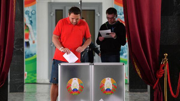 Las elecciones presidenciales en Bielorrusia - Sputnik Mundo