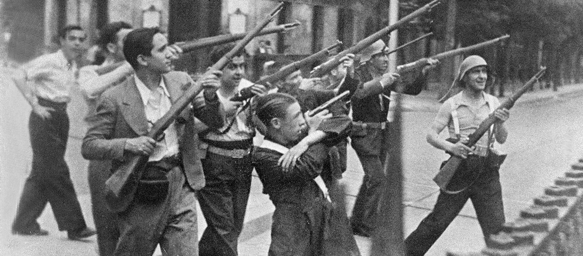 Guerra Civil en España (archivo) - Sputnik Mundo, 1920, 10.08.2020