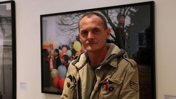El fotógrafo Ilya Pitalev - Sputnik Mundo
