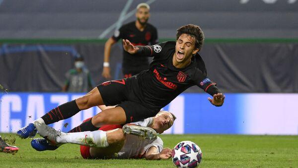 Joao Felix, el delantero en el Club Atlético de Madrid - Sputnik Mundo