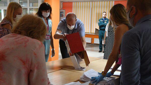 Las elecciones en Bielorrusia - Sputnik Mundo