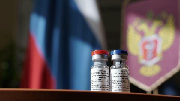La vacuna rusa contra el COVID-19 - Sputnik Mundo