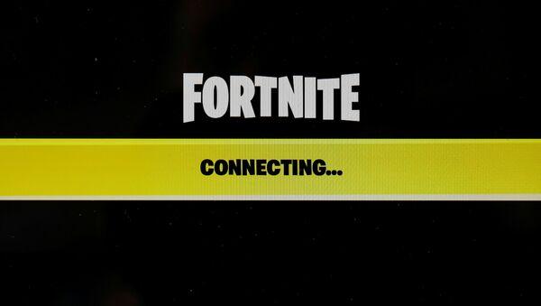 El popular videojuego Fortnite de Epic Games  - Sputnik Mundo