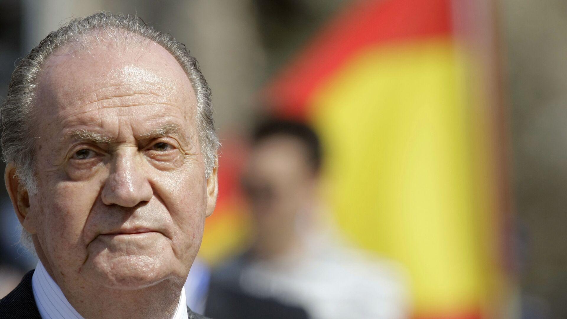 Juan Carlos I, el 29 de marzo de 2012 - Sputnik Mundo, 1920, 07.10.2021