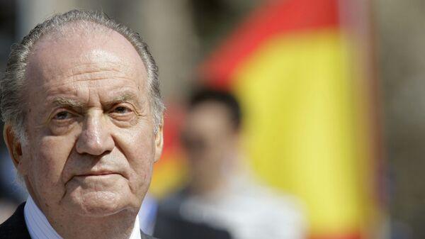 Juan Carlos I, el 29 de marzo de 2012 - Sputnik Mundo