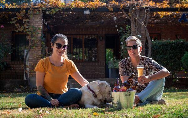 Lova Craft Beer: la primera cerveza artesanal elaborada solo por mujeres - Sputnik Mundo