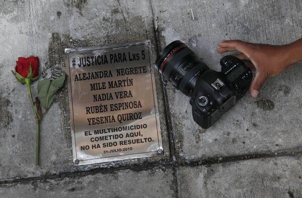 Captar el momento: la riesgosa pero emocionante profesión del fotógrafo - Sputnik Mundo