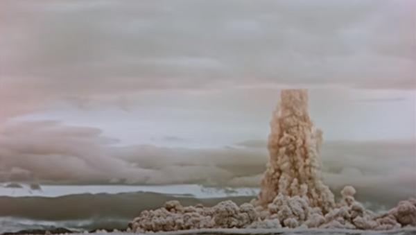 La explosión de la Tsar Bomba - Sputnik Mundo