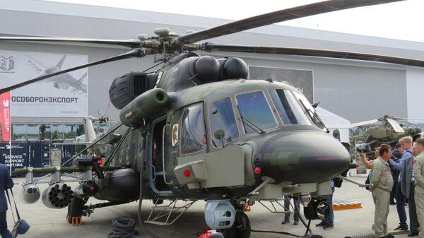Mi-171SH -Storm - Sputnik Mundo