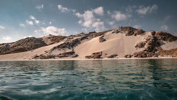 La isla de Socotra - Sputnik Mundo