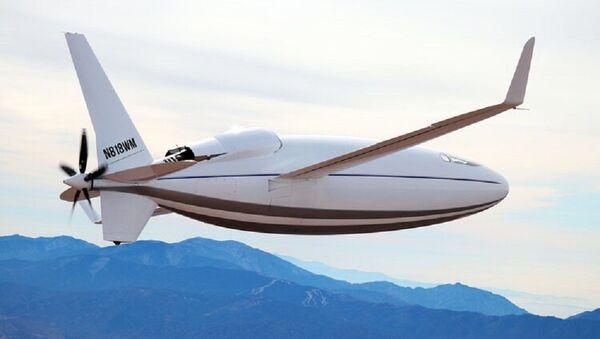 El avión Celera 500L - Sputnik Mundo