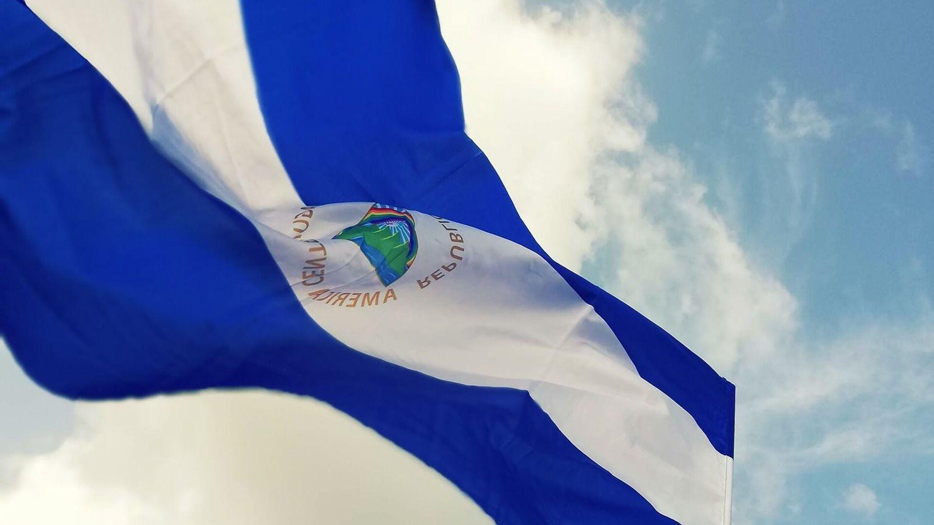 Bandera de Nicaragua - Sputnik Mundo, 1920, 12.10.2021