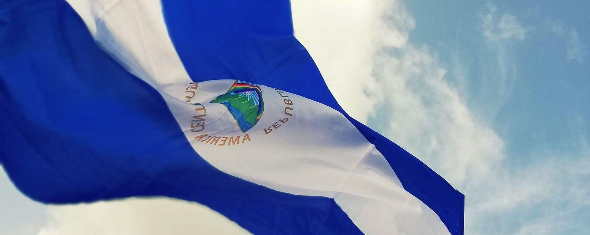 Bandera de Nicaragua - Sputnik Mundo, 1920, 10.09.2021