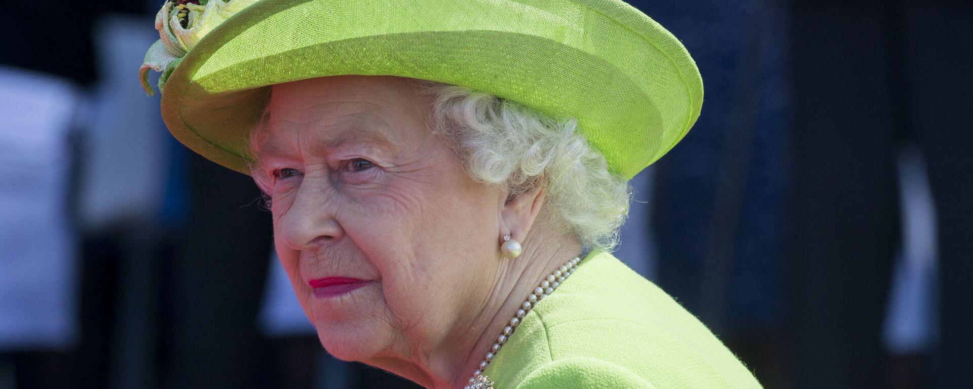 Isabel II, reina de Reino Unido - Sputnik Mundo, 1920, 07.03.2021
