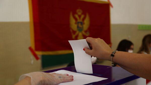 Elecciones parlamentarias en Montenegro - Sputnik Mundo