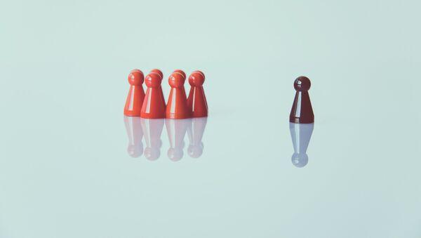 Racismo (imagen referencial) - Sputnik Mundo