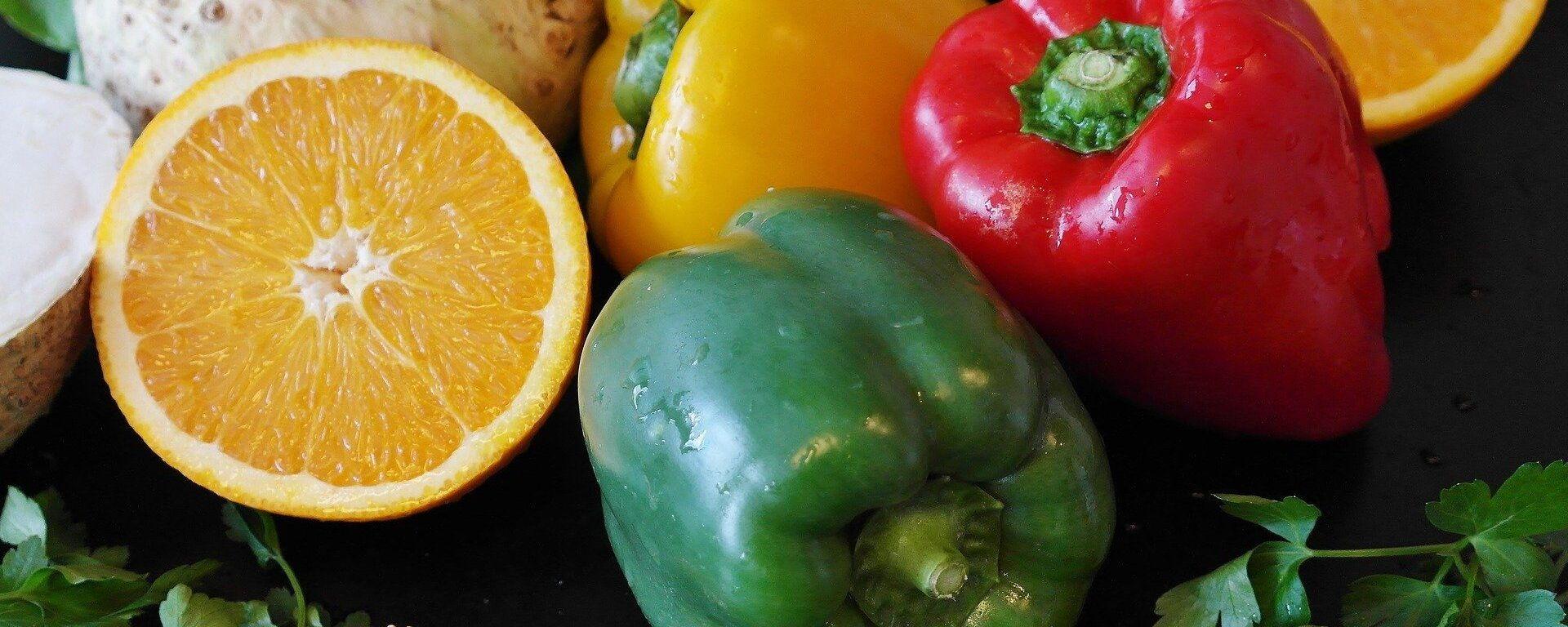 Frutas y verduras (imagen referencial) - Sputnik Mundo, 1920, 19.12.2020
