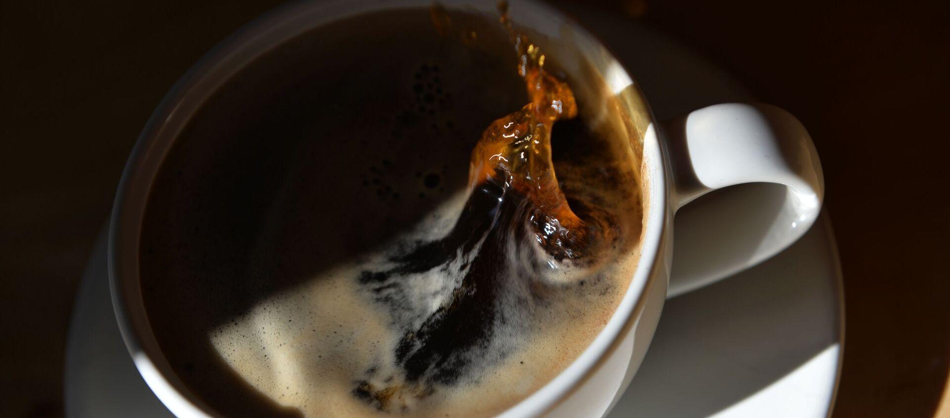 Una taza de café - Sputnik Mundo, 1920, 20.01.2021