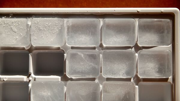 Cubos de hielo - Sputnik Mundo