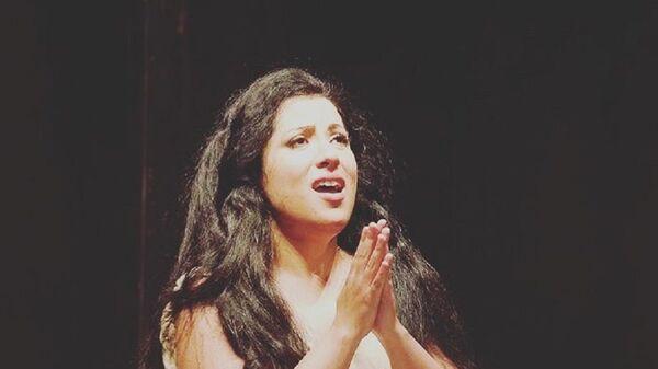 María Katzarava, soprano mexicana - Sputnik Mundo