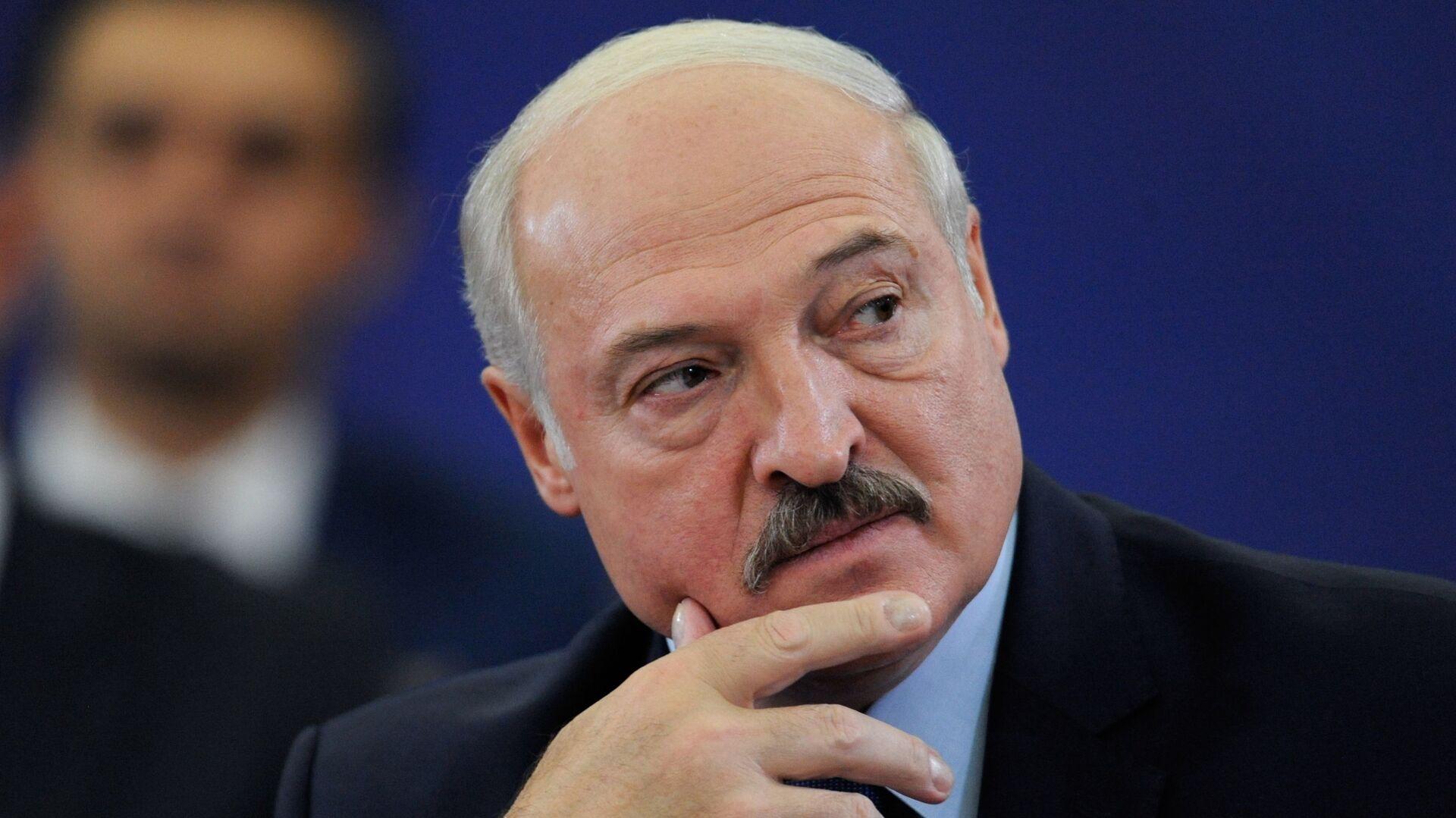 Alexandr Lukashenko, el presidente de Bielorrusia - Sputnik Mundo, 1920, 12.02.2021