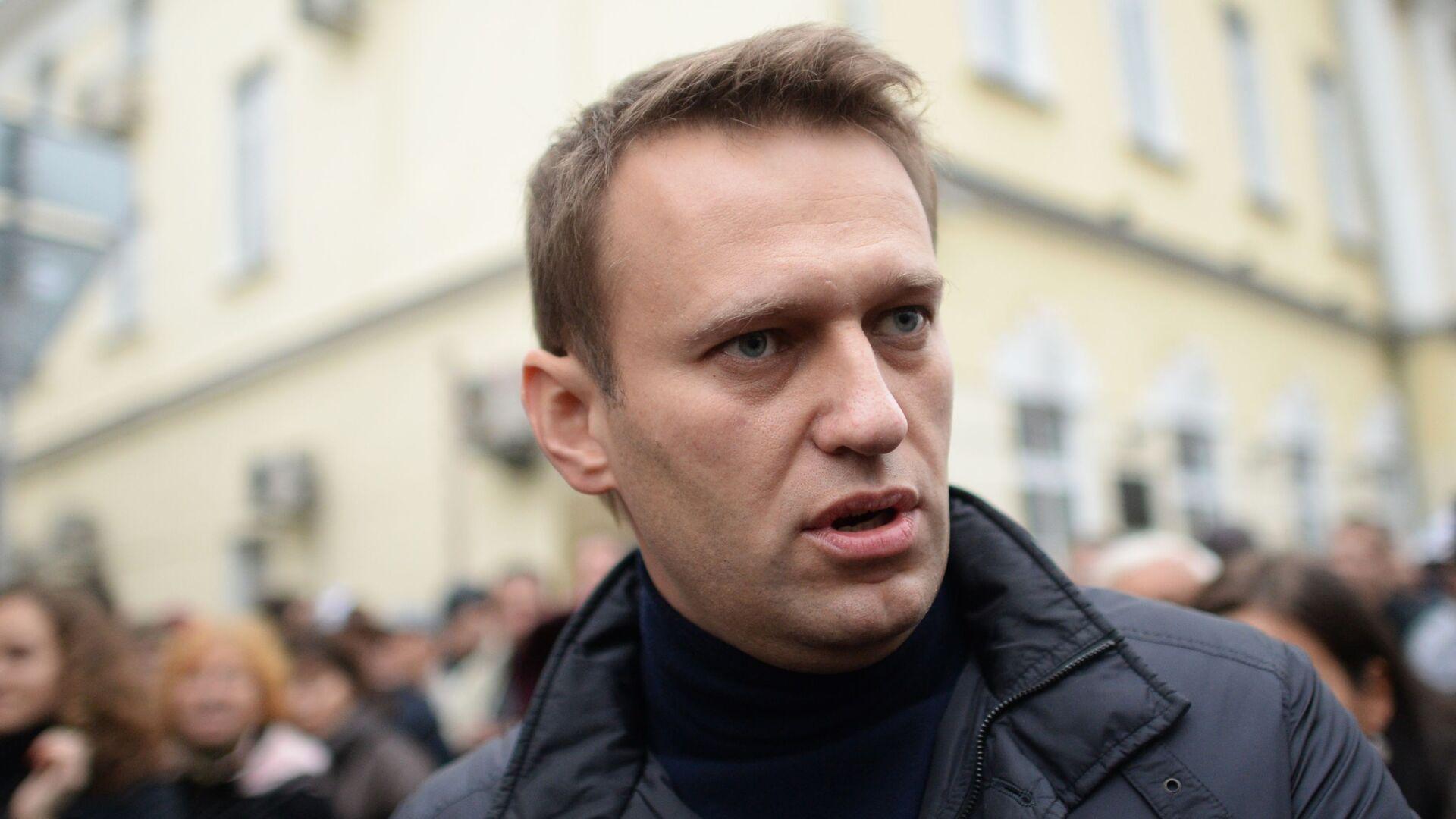 Alexéi Navalni, activista opositor ruso - Sputnik Mundo, 1920, 20.02.2021