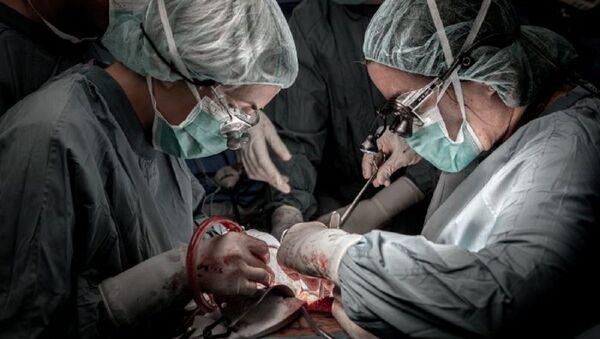 Donación y trasplante en un hospital de España - Sputnik Mundo