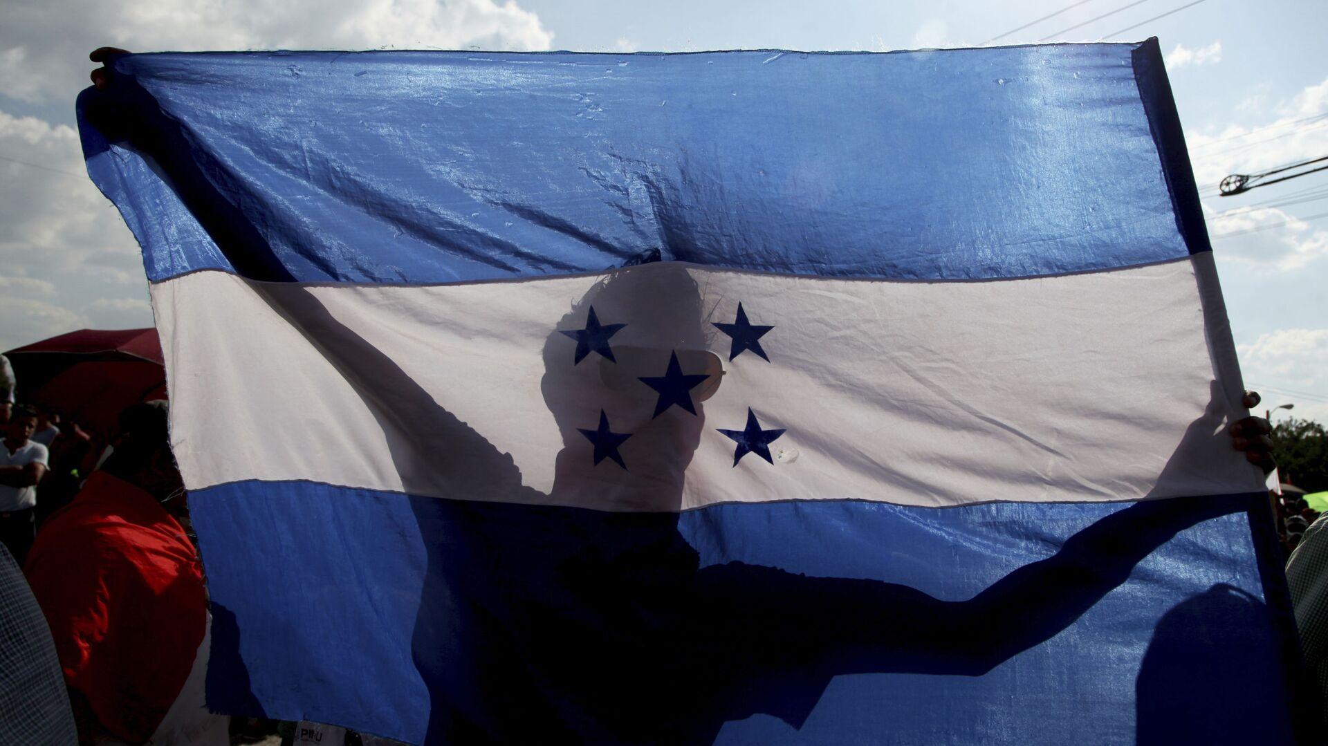 Bandera de Honduras - Sputnik Mundo, 1920, 08.03.2021